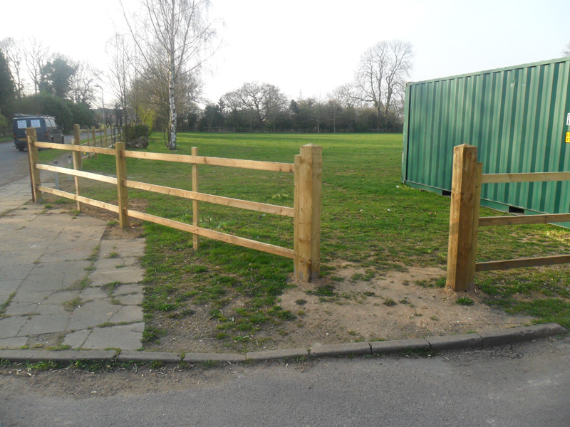 Fencing Repairs and Installers Rugby