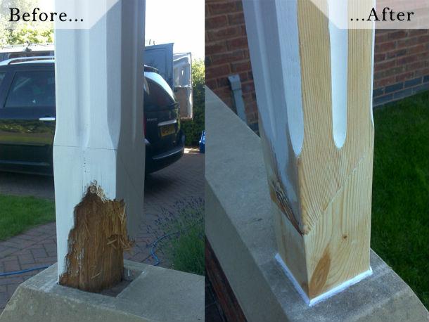 Wood Repairs Amp Restoration In Rugby